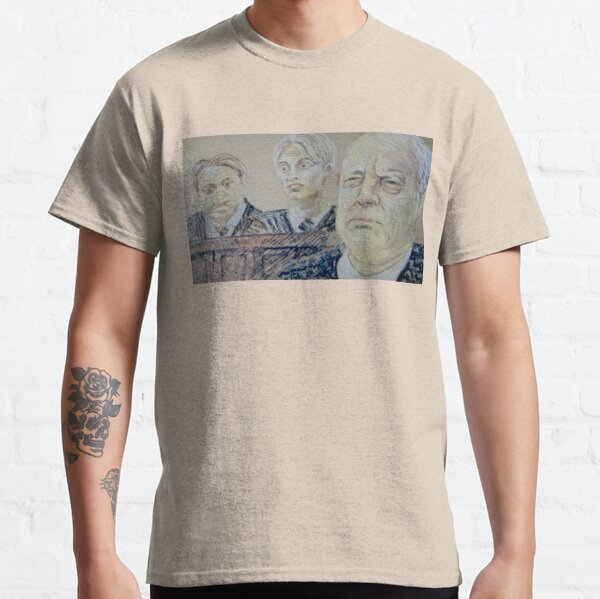 The Mucklowes in Court Classic T-Shirt