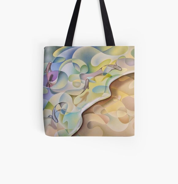 Fractal Flower Therapist Bag