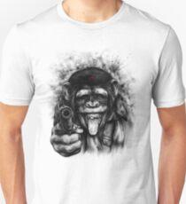 CHIMP GUEVARA Unisex T-Shirt