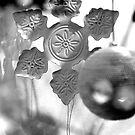 Christmas Snowflake by Renee Hubbard Fine Art Photography