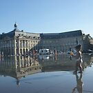 Bordeaux water pavement by graceloves