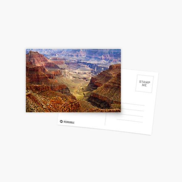 Grand Canyon National Park, Arizona, USA Postcard