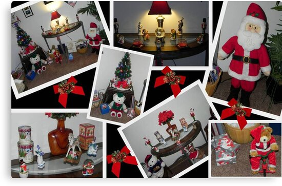 Home for Christmas © by Dawn Becker