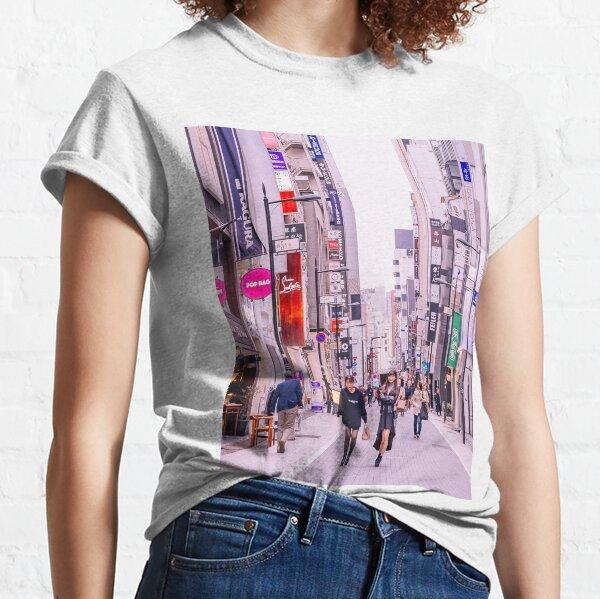 Tokyo - Une journée à Ginza T-shirt classique