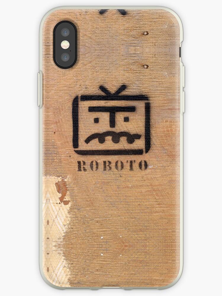 Roboto by Caprina Valentine