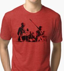 Shichinin no Samurai Tri-blend T-Shirt