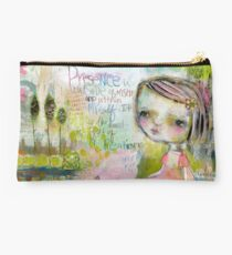 Heartbeat of Creation Studio Pouch