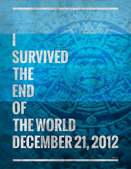 I Survived The End of The World by Phil Perkins