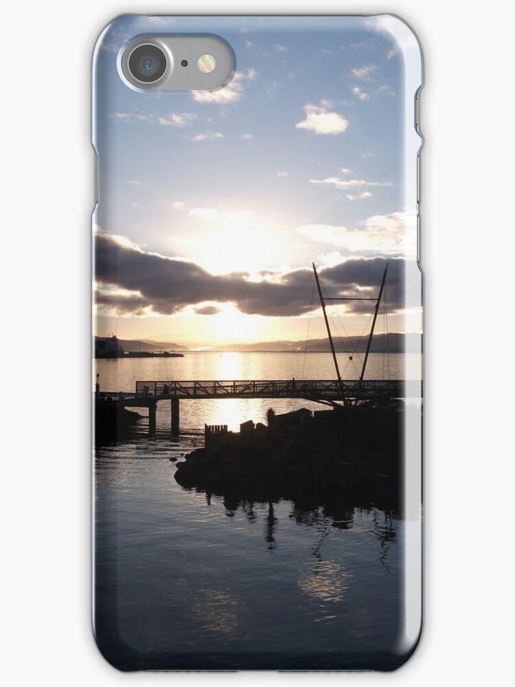 Beautiful Waterfront Sunrise by jezkemp