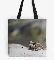 Friendly frog Tote Bag