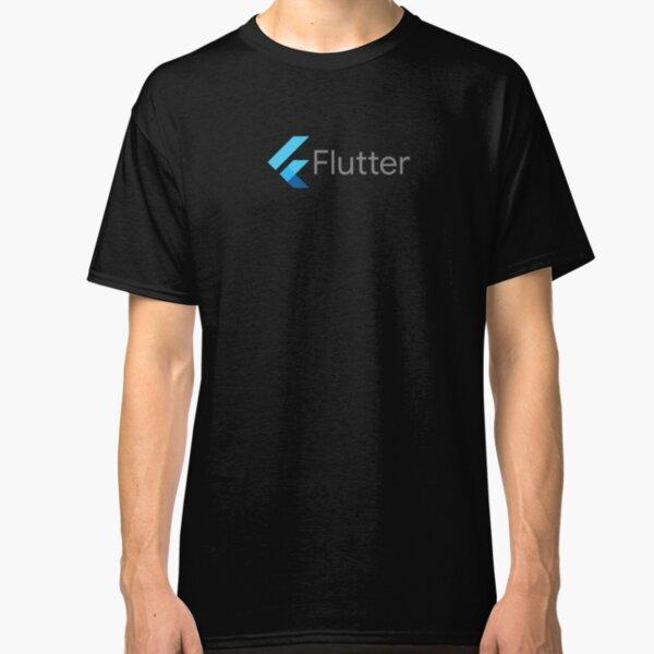 Dart Flutter Classic T-Shirt
