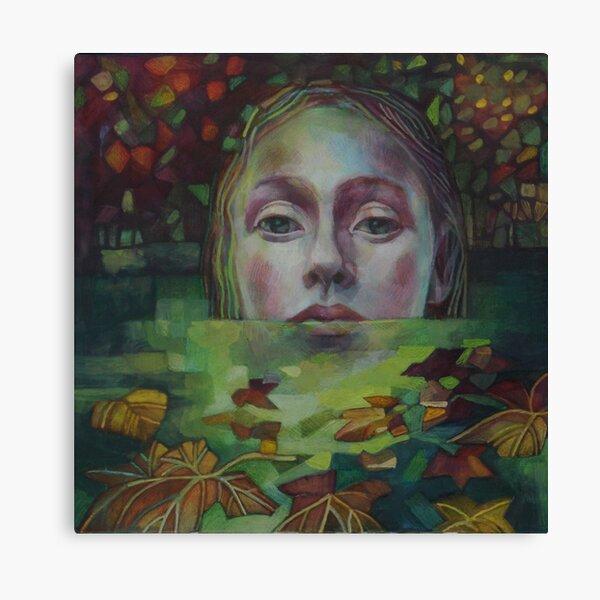 """ANGUANA"" Canvas Print"