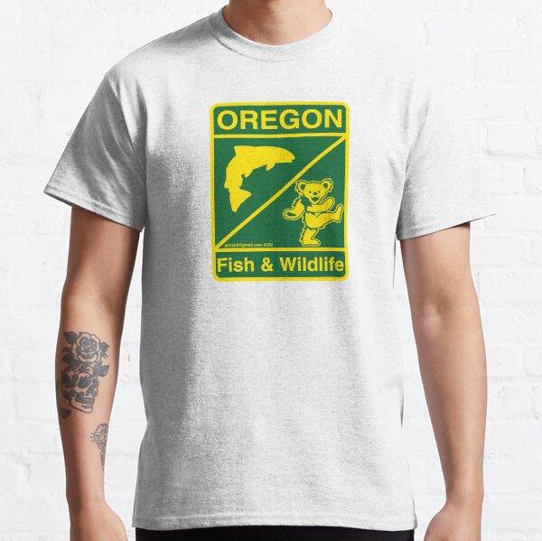 Oregon Fish & Wildlife Deadheads Unite! Classic T-Shirt