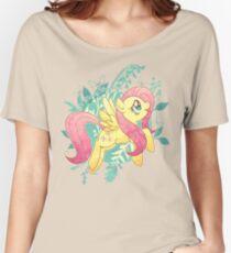 Flutter Nature Women's Relaxed Fit T-Shirt