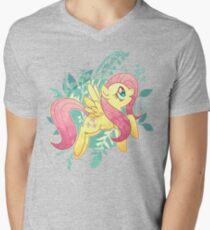 Flutter Nature Men's V-Neck T-Shirt