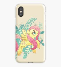 Flutter Nature iPhone Case