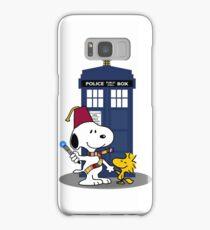 Snoopy Who. Samsung Galaxy Case/Skin