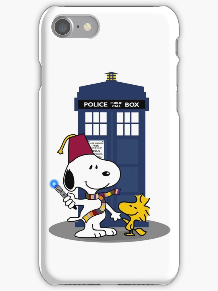 Snoopy Who. by plasticdoughnut