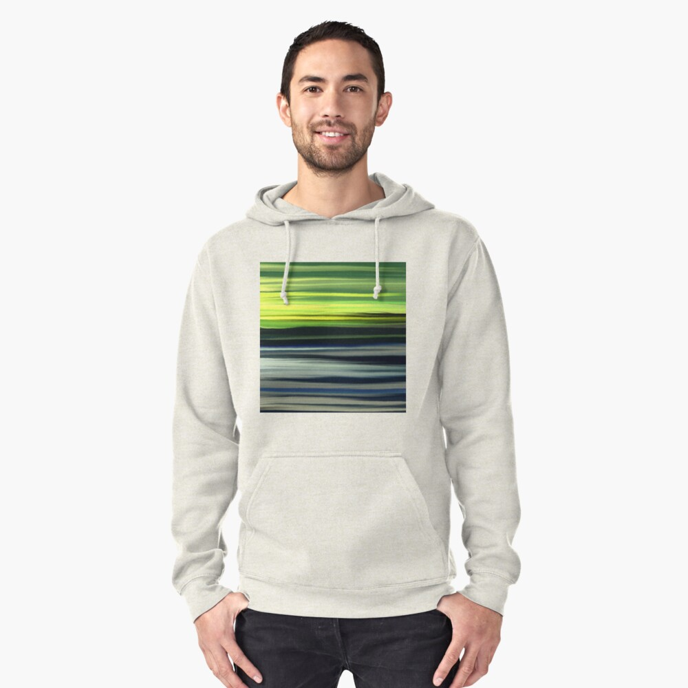 6 Pullover Hoodie Front
