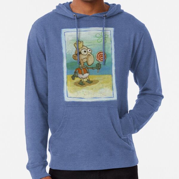 Barnacle Boy Baby Picture Lightweight Hoodie
