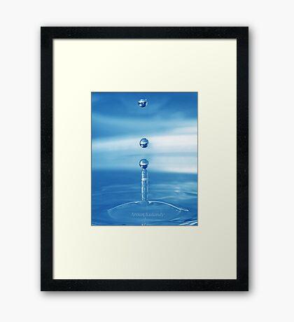 Blue Magic............ Framed Print