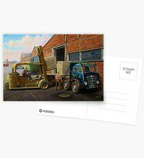 Foden FG6/15 Postcards