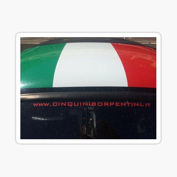 Fiat 595 Abarth Sticker