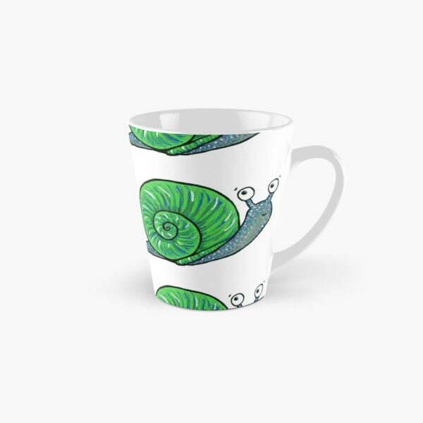 The Snail Mugs Redbubble