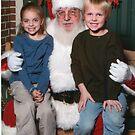 The Real Santa by MagicGarden