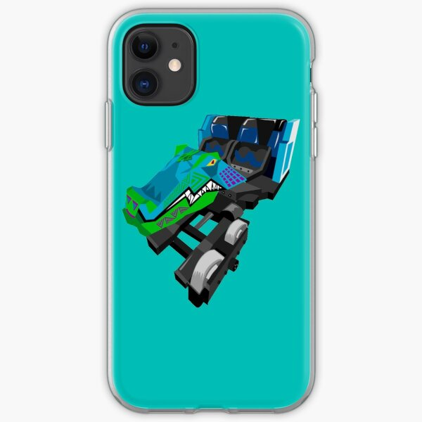 Iron Gwazi Front Car iPhone Soft Case