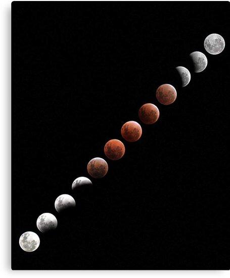 Lunar Eclipse - December 10 2011 by EOS20