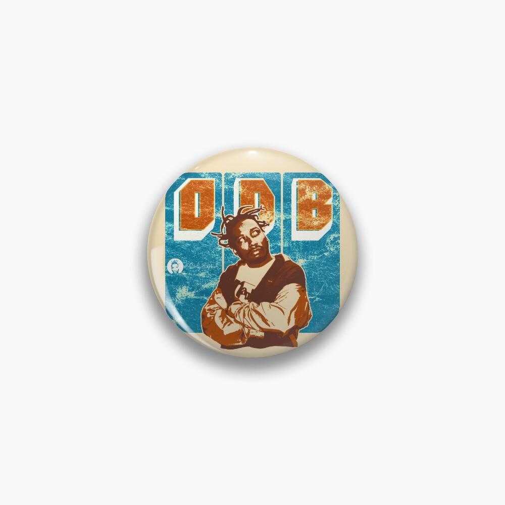 ODB Ol Dirty Bastard Pin