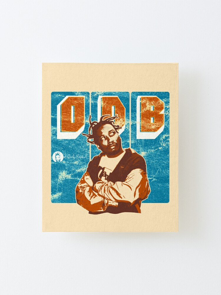 Alternate view of ODB Ol Dirty Bastard Mounted Print