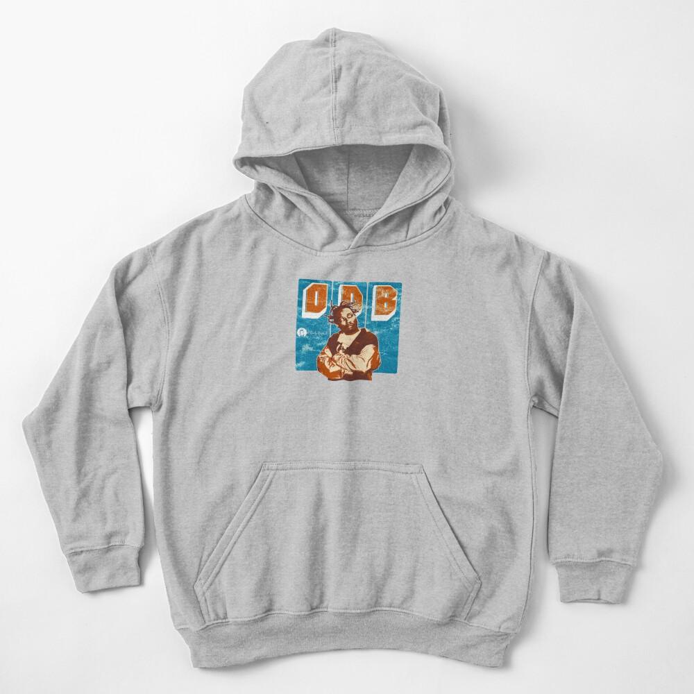 ODB Ol Dirty Bastard Kids Pullover Hoodie