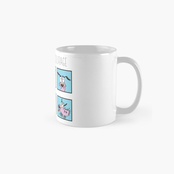 FACES OF COURAGE  Classic Mug