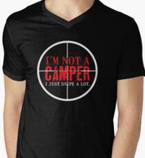 COD MW3 Mens V-Neck T-Shirt