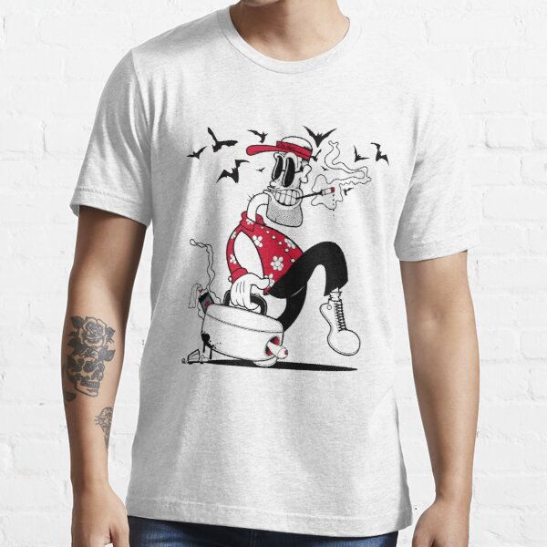 Fear N Loathing In This Foul Year Of Our Lord 1925 (True Grit Variation) Essential T-Shirt