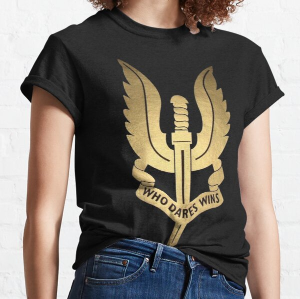 Who dares wins Classic T-Shirt