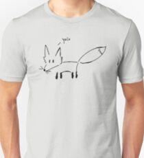 The Fox Says... Unisex T-Shirt