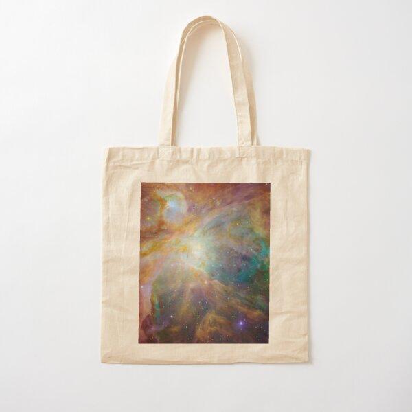 Galaxy Rainbow v2.0 Cotton Tote Bag