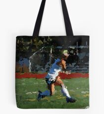 100511-085- 0 p & ink-field hockey Tote Bag