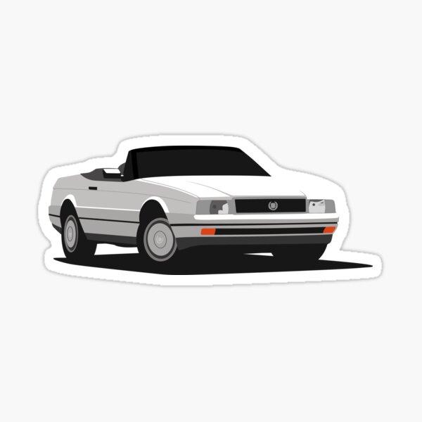 Cadillac Allante Sticker