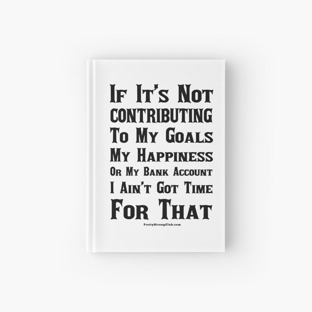 Are You Contributing  Hardcover Journal