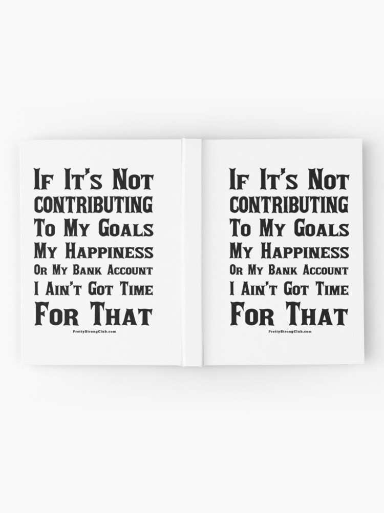 Alternate view of Are You Contributing  Hardcover Journal