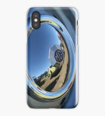 MG Hubcap iPhone Case
