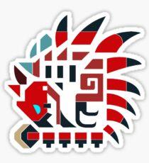 Rathalos Icon Sticker