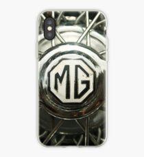 MG Wheel 2 iPhone Case