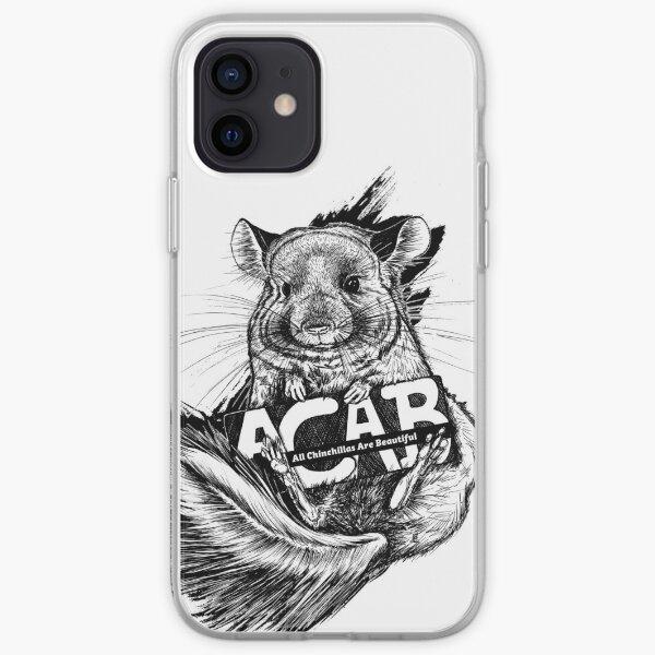 Chinchilla – ACAB (All Chinchillas Are Beautiful!) iPhone Flexible Hülle