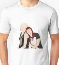 Skins UK - Naomi and Emily  Unisex T-Shirt