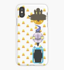 Halloween Poke Shirt iPhone Case